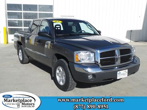2005 Dodge Dakota for sale in Devils Lake, ND