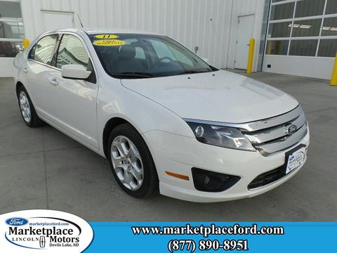 2011 Ford Fusion for sale in Devils Lake, ND