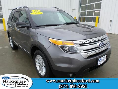 2012 Ford Explorer for sale in Devils Lake, ND