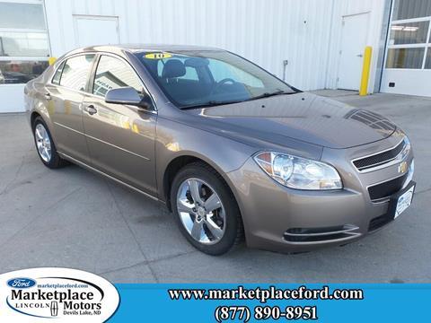 2010 Chevrolet Malibu for sale in Devils Lake, ND