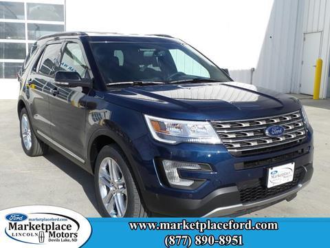 2017 Ford Explorer for sale in Devils Lake, ND