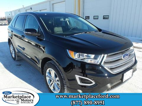 Ford edge for sale in devils lake nd for Marketplace motors inc devils lake nd