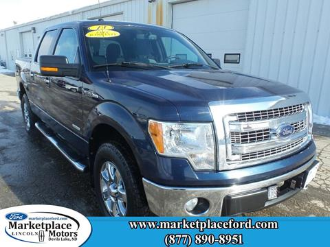 2013 ford f 150 for sale in north dakota for Marketplace motors devils lake nd