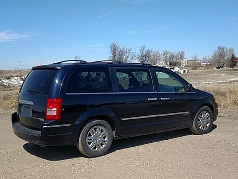 2010 Chrysler Town and Country for sale in Devils Lake, ND