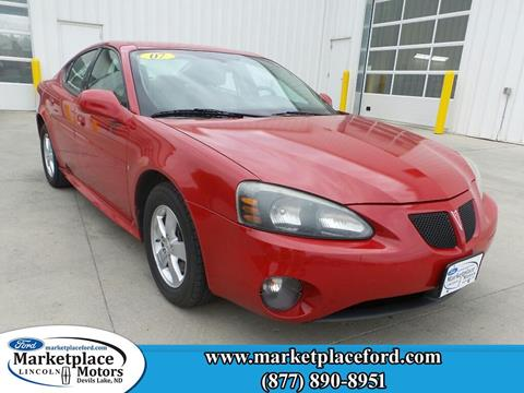 2007 Pontiac Grand Prix for sale in Devils Lake, ND