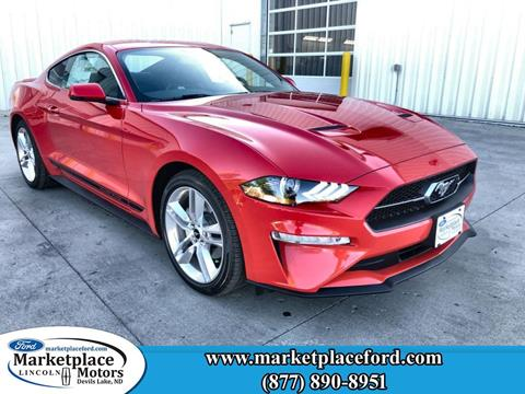 2019 Ford Mustang for sale in Devils Lake, ND