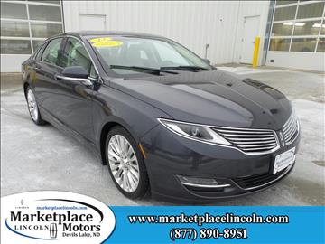 2013 Lincoln MKZ for sale in Devils Lake, ND