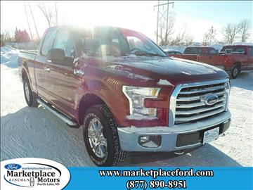 2017 Ford F-150 for sale in Devils Lake, ND