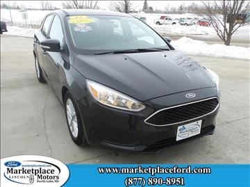 2015 Ford Focus for sale in Devils Lake, ND
