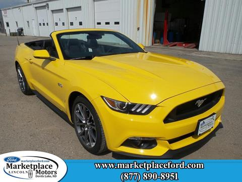 2017 Ford Mustang for sale in Devils Lake, ND