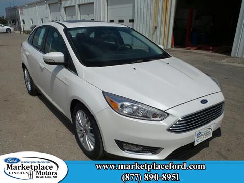 2017 Ford Focus for sale in Devils Lake, ND
