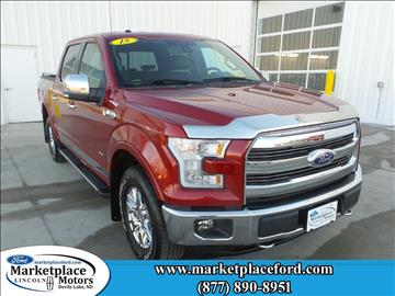 2015 Ford F-150 for sale in Devils Lake, ND