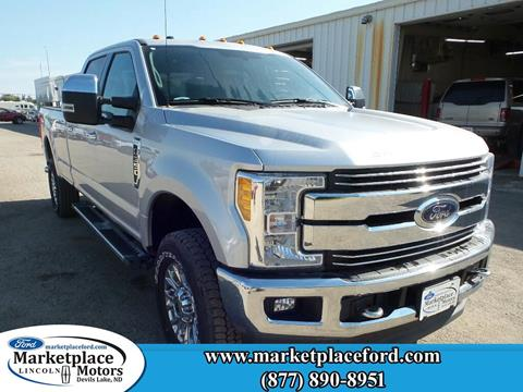 2017 Ford F-350 Super Duty for sale in Devils Lake, ND