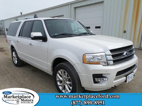 2017 Ford Expedition EL for sale in Devils Lake, ND