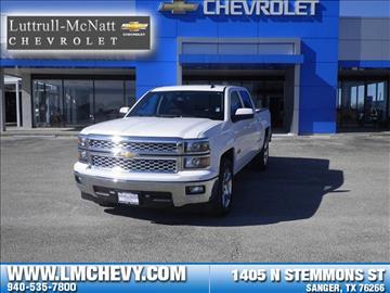 2014 Chevrolet Silverado 1500 for sale in Sanger, TX