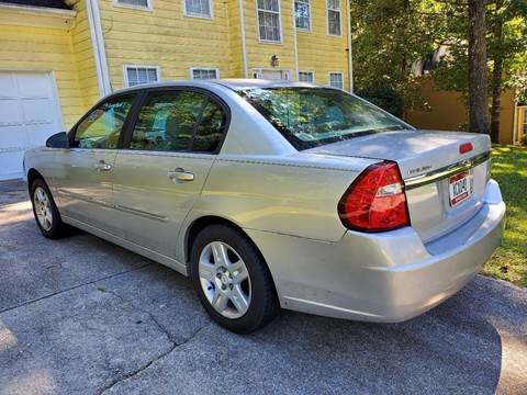 2006 Chevrolet Malibu for sale at Palmer Automobile Sales in Decatur GA