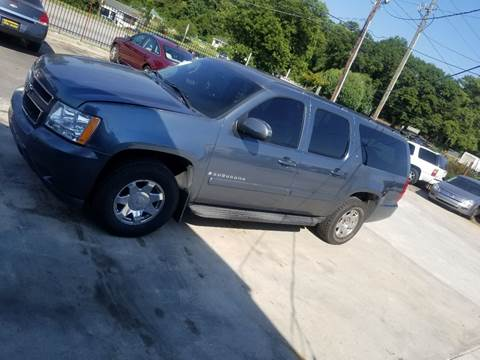 2008 Chevrolet Suburban for sale at Palmer Automobile Sales in Decatur GA