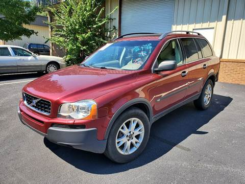 2004 Volvo XC90 for sale at Palmer Automobile Sales in Decatur GA