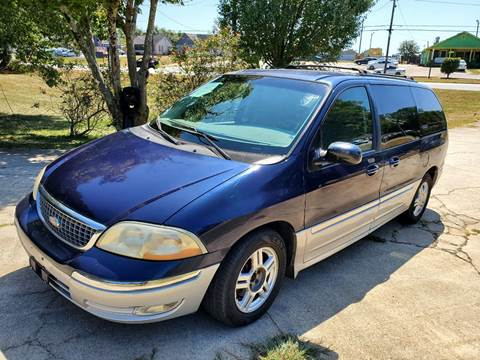 2001 Ford Windstar for sale at Palmer Automobile Sales in Decatur GA