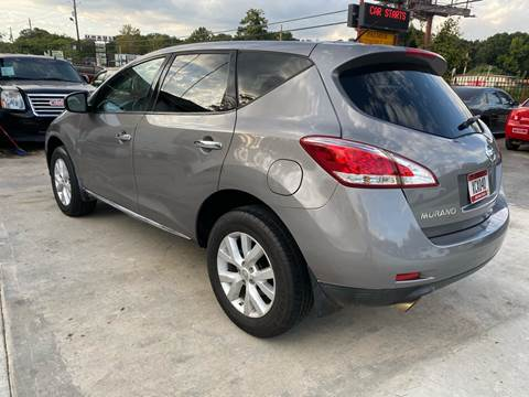 2011 Nissan Murano for sale at Palmer Automobile Sales in Decatur GA