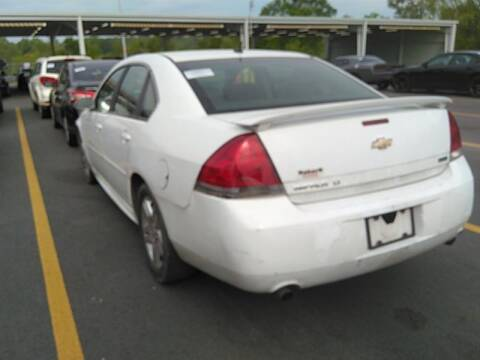 2013 Chevrolet Impala for sale at Palmer Automobile Sales in Decatur GA