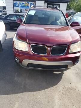 2008 Pontiac Torrent for sale at Palmer Automobile Sales in Decatur GA