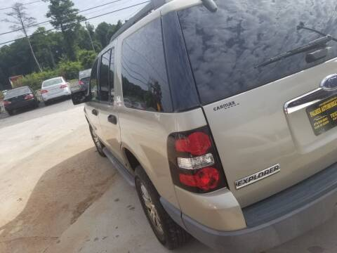 2006 Ford Explorer for sale at Palmer Automobile Sales in Decatur GA