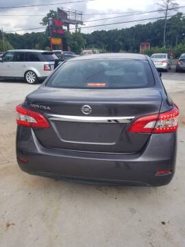 2014 Nissan Sentra for sale at Palmer Automobile Sales in Decatur GA