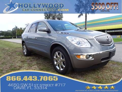 2008 Buick Enclave for sale in Davie, FL