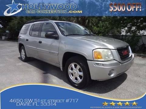2004 GMC Envoy XL for sale in Davie, FL