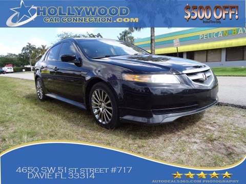 2005 Acura TL for sale in Davie, FL