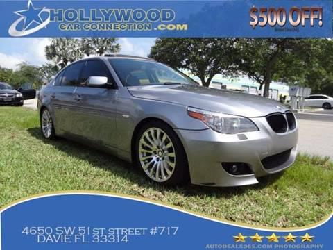 2004 BMW 5 Series for sale in Davie, FL