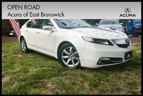 2014 Acura TL for sale in East Brunswick, NJ