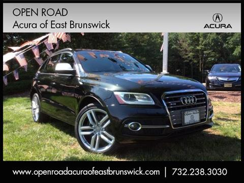 2014 Audi SQ5 for sale in East Brunswick, NJ