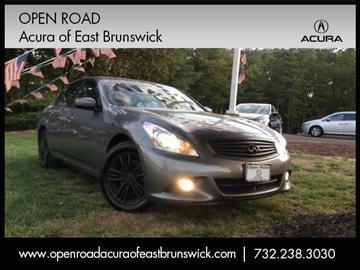 2012 Infiniti G37 Sedan for sale in East Brunswick, NJ
