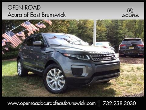 2016 Land Rover Range Rover Evoque for sale in East Brunswick, NJ