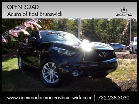 2017 Infiniti QX70 for sale in East Brunswick, NJ