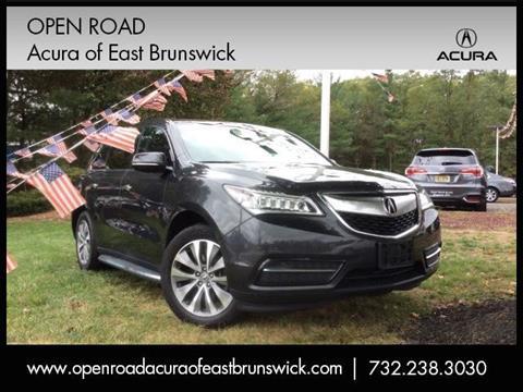 2015 Acura MDX for sale in East Brunswick, NJ