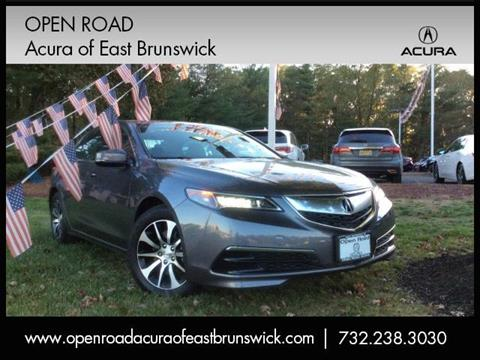 2017 Acura TLX for sale in East Brunswick, NJ