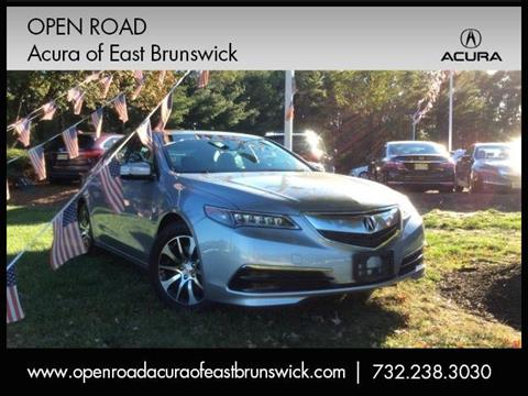 2015 Acura TLX for sale in East Brunswick, NJ