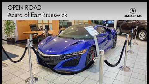 2017 Acura NSX for sale in East Brunswick, NJ