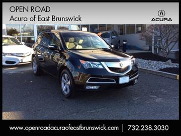2013 Acura MDX for sale in East Brunswick, NJ