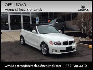 2013 BMW 1 Series for sale in East Brunswick, NJ