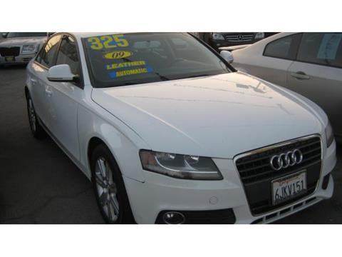 2009 Audi A4 for sale in Hawthorne, CA