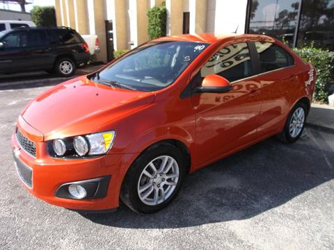 2012 chevrolet sonic for sale in florida for Mcvay motors pensacola florida