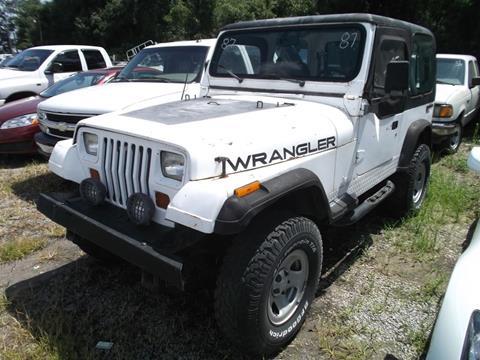 1990 Jeep Wrangler for sale in Pensacola, FL