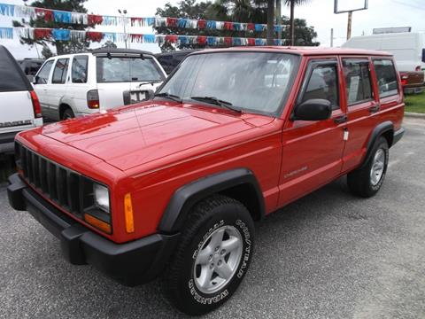 1997 Jeep Cherokee for sale in Pensacola, FL