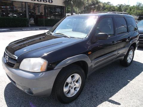 2001 Mazda Tribute for sale in Pensacola, FL