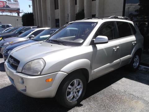 2008 Hyundai Tucson for sale in Pensacola, FL