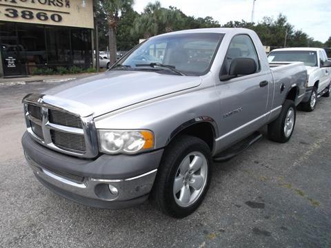 2002 Dodge Ram Pickup 1500 for sale in Pensacola, FL